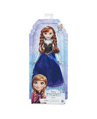 Disney Princess Frozen Classic Anna, Blue