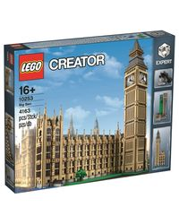 Lego 10253 Big Ben, Multi Color