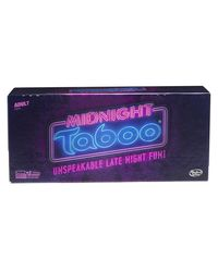Hasbro Games Midnight Taboo, Age 18+