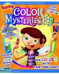 Scientific Explorer Color Mysteries Kit