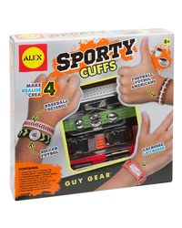 Alex Toys Craft Sporty Cuffs, Multi Color