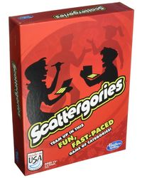 Hasbro Games Scattergories, Multi Color