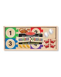 Melissa & Doug 2542 Number Puzzles