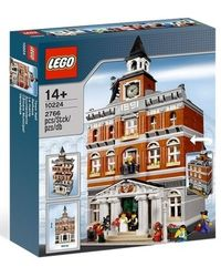 Lego Town Hall