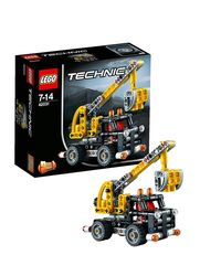 Lego Cherry Picker, Multi Color