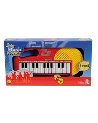 Simba 6837469 My Music World Mini Keyboard