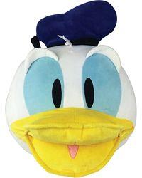 Disney Donald Face Plush, Multi Color