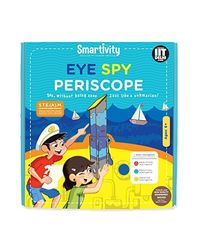 Smartivity Eye Spy Periscope S. T. E. M. Educational D. I. Y. Toy