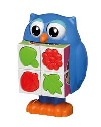 Tomy Mr Professor Owl Puzzle, Multi Color
