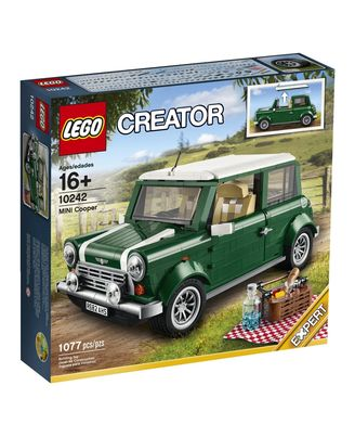 Lego Mini Cooper Creator, Multi Color