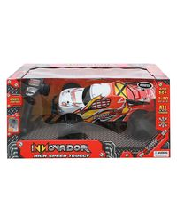 Innovador 1: 10 Remote Control High Speed Monster Truggy, Multi Color