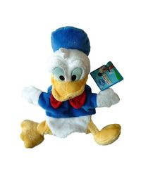 Disney MBE-WDP0197 Donald Puppet 10-inch