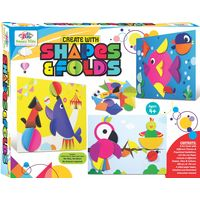 Art & Craft Toys Create with Shapes & Folds