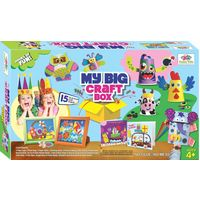 Art & Craft Toys My Big Craft Box Toys for Kids