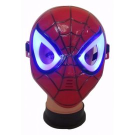 Spider Man LED Light Mask - Best For Birthday Party, New Year Party