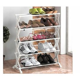 Stylish Shoe Rack With 5 Layer Potable & Easy To Assemble