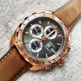 TAG HEUER CALIBRE 16 FORMULA 1 ROSE GOLD