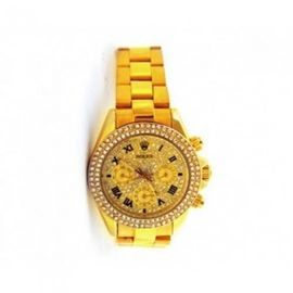 ROLEX FULL GOLD DAYTONA LUXURY