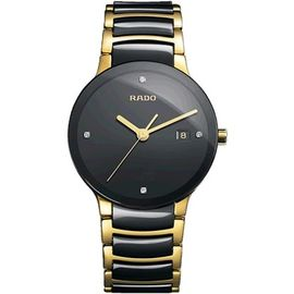 Imported RADO Jublie DaiStar Golden And Black Men's Watch