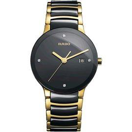 Imported RADO Jublie DaiStar Golden And Black Men's Watch