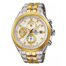 Casio Edifice Chronograph Multi-Color Dial Men s Watch - EF-556SG-7AVDF (ED426)