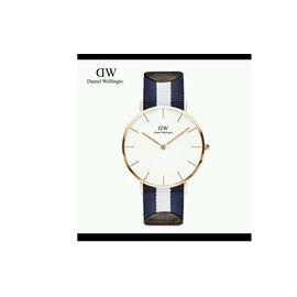 Dw Watch F001 For Men And Women multicolor straps