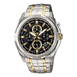 Casio Edifice EF-328SG-1AV (ED377) Chronograph Black Dial Men's Watch