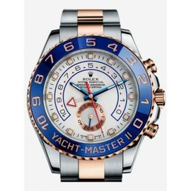 ROLEX YACHT MASTER 2 STEEL AND GOLD