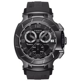 Tissot T048.417. 37.057. 00 T-Race Chrono Black Dial Men's watch